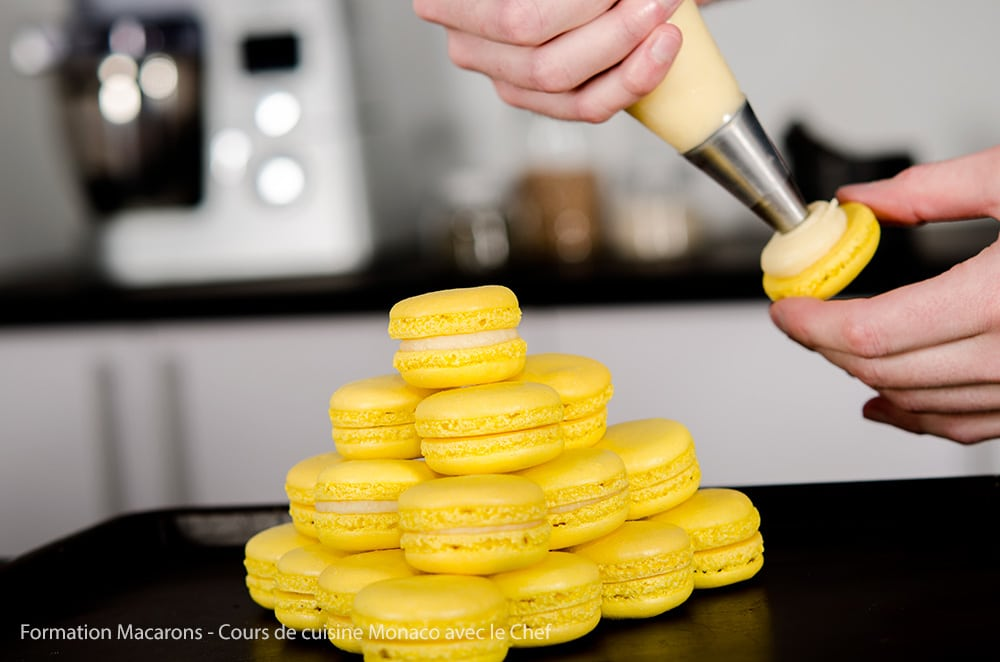 Formation Macarons